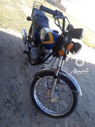 موتورسیکلت در حد در گروه خرید و فروش وسایل نقلیه در آذربایجان غربی در شیپور-عکس2