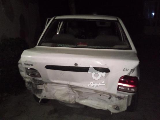 تصادفی پراید در گروه خرید و فروش وسایل نقلیه در خراسان رضوی در شیپور-عکس5