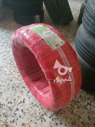 یک حلقه لاستیک سوناتا،کره ای مارک کومهو اصل در گروه خرید و فروش وسایل نقلیه در مازندران در شیپور-عکس2