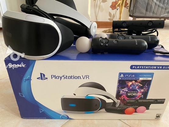 عینک واقعیت مجازی سونی مدل playstation VR bundle در گروه خرید و فروش موبایل، تبلت و لوازم در تهران در شیپور-عکس5