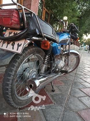 هندا125مدل95 در گروه خرید و فروش وسایل نقلیه در تهران در شیپور-عکس2