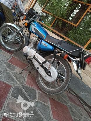 هندا125مدل95 در گروه خرید و فروش وسایل نقلیه در تهران در شیپور-عکس3