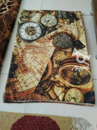 شال نخی طرح دار در گروه خرید و فروش لوازم شخصی در البرز در شیپور-عکس1