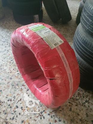 یک حلقه لاستیک کره ای کومهو صفروآبند در گروه خرید و فروش وسایل نقلیه در مازندران در شیپور-عکس2