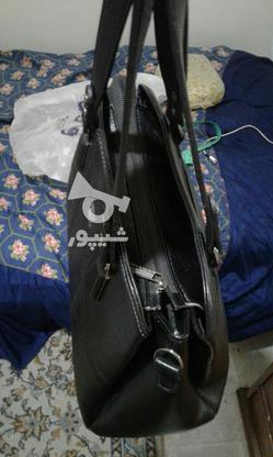 کیف زنانه چرمی در گروه خرید و فروش لوازم شخصی در تهران در شیپور-عکس1