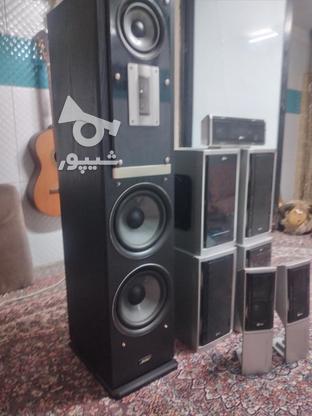 سیستم (LG) کاملا پرسروصدای جوون پسند در گروه خرید و فروش لوازم الکترونیکی در تهران در شیپور-عکس1