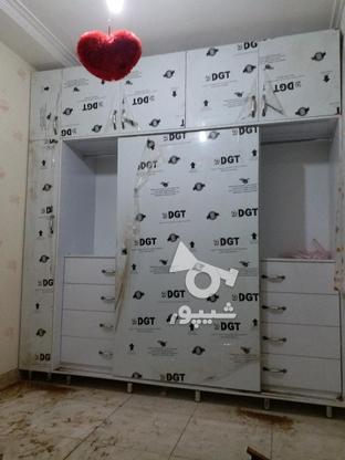 نصب و فروش و تعمیرات کابینت,کمد دیواری و تخت کم جا در گروه خرید و فروش خدمات و کسب و کار در تهران در شیپور-عکس6