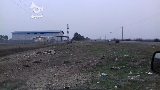 زمین کشاورزی پشت دانشگاه و در همسایگی روماک در گروه خرید و فروش املاک در مازندران در شیپور-عکس2