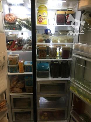 یخچال فریزر ساید بای ساید سامسونگ در گروه خرید و فروش لوازم خانگی در مرکزی در شیپور-عکس4