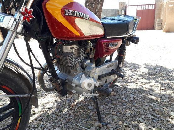 موتور هندا 200کویر 95کاربرات درحد خشک در گروه خرید و فروش وسایل نقلیه در زنجان در شیپور-عکس2