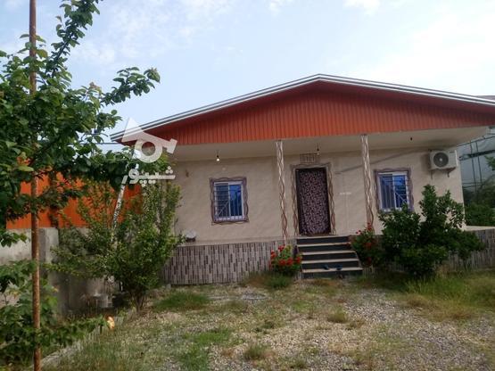 هزارمترزمین به همراه خونه ویلایی بابل (جاده قایمشهر)چمازکلا در گروه خرید و فروش املاک در مازندران در شیپور-عکس1