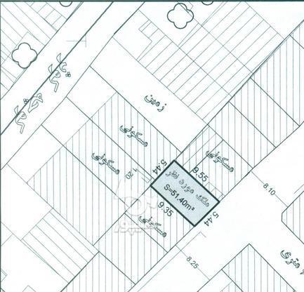 زمین فروشی با مجوز ساخت در صباشهر در گروه خرید و فروش املاک در تهران در شیپور-عکس1