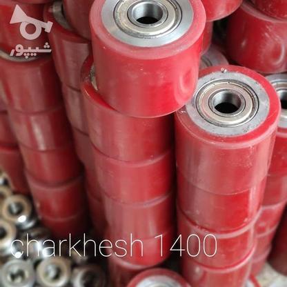 چرخهای صنعتی جک پالت و... در گروه خرید و فروش خدمات و کسب و کار در تهران در شیپور-عکس1