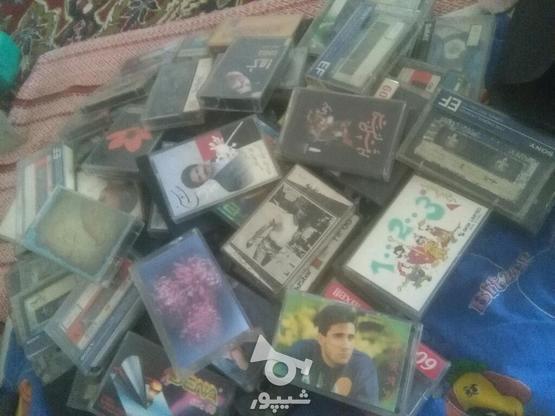 نوارکاست پر موسیقی قدیمی ومداحی در گروه خرید و فروش لوازم الکترونیکی در مرکزی در شیپور-عکس1