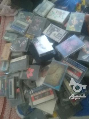 نوارکاست پر موسیقی قدیمی ومداحی در گروه خرید و فروش لوازم الکترونیکی در مرکزی در شیپور-عکس3