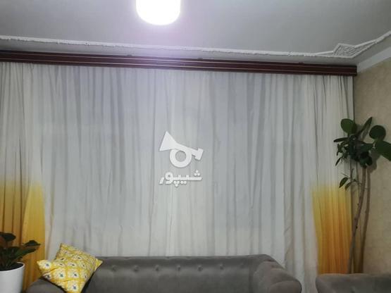پرده با استر زیرش سالم.ارتفاع 3/4 در گروه خرید و فروش لوازم خانگی در تهران در شیپور-عکس1