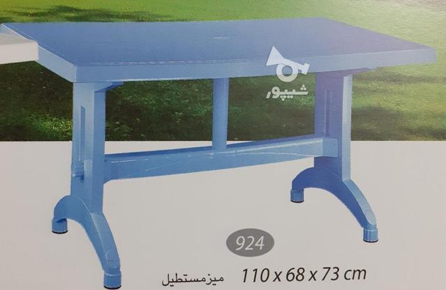 میز مستطیل در گروه خرید و فروش لوازم خانگی در تهران در شیپور-عکس1