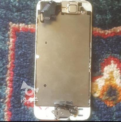 ال سی دی آیفون اس 5 اصلی در گروه خرید و فروش موبایل، تبلت و لوازم در هرمزگان در شیپور-عکس1