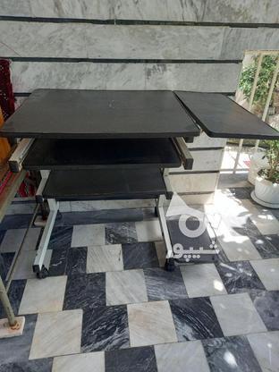 میز کامپیوتر در حد نو فروش فوری در گروه خرید و فروش لوازم خانگی در مازندران در شیپور-عکس1