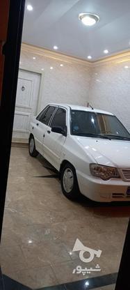 پراید 132 مدل 89 سفید در گروه خرید و فروش وسایل نقلیه در سمنان در شیپور-عکس1