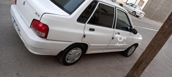 پراید 132 مدل 89 سفید در گروه خرید و فروش وسایل نقلیه در سمنان در شیپور-عکس4