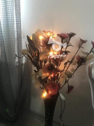 گل مصنوعی همراه با گلدان در گروه خرید و فروش لوازم خانگی در تهران در شیپور-عکس4