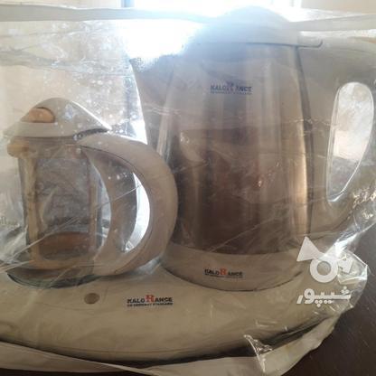 چایی ساز مارک kalorance در گروه خرید و فروش لوازم خانگی در البرز در شیپور-عکس1