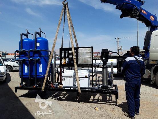 تصفیه آب صنعتی در گروه خرید و فروش صنعتی، اداری و تجاری در بوشهر در شیپور-عکس1