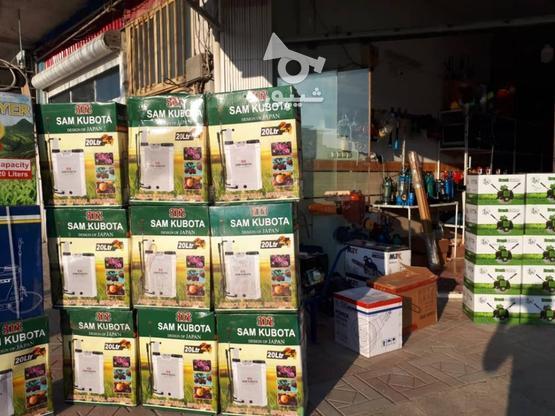 سمپاش شارژی در گروه خرید و فروش صنعتی، اداری و تجاری در مازندران در شیپور-عکس2