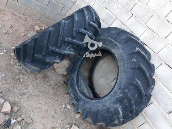 تایر تراکتور 475 نو با دو ساعت کار کرد در گروه خرید و فروش وسایل نقلیه در آذربایجان شرقی در شیپور-عکس2