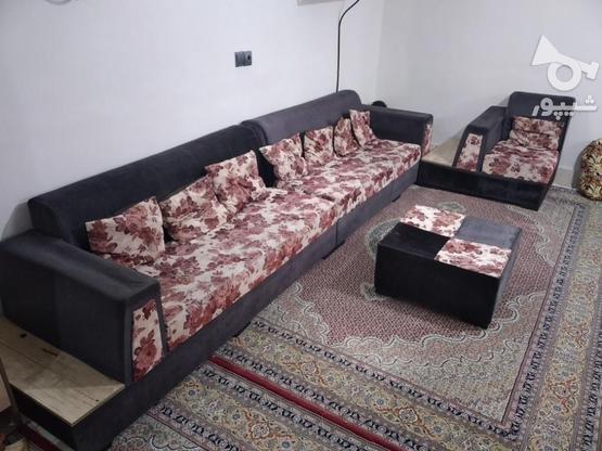 مبلمان 7نفره در گروه خرید و فروش لوازم خانگی در تهران در شیپور-عکس4