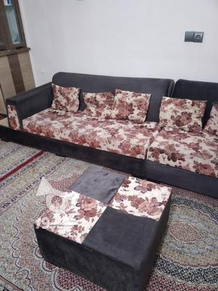 مبلمان 7نفره در گروه خرید و فروش لوازم خانگی در تهران در شیپور-عکس2