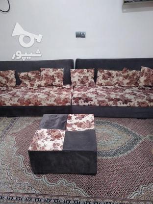 مبلمان 7نفره در گروه خرید و فروش لوازم خانگی در تهران در شیپور-عکس1