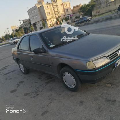 پژو405 جی ال ایکس 93 در گروه خرید و فروش وسایل نقلیه در فارس در شیپور-عکس2