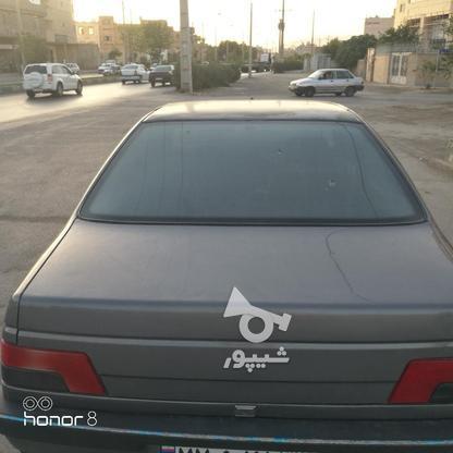پژو405 جی ال ایکس 93 در گروه خرید و فروش وسایل نقلیه در فارس در شیپور-عکس3