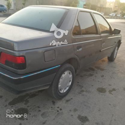 پژو405 جی ال ایکس 93 در گروه خرید و فروش وسایل نقلیه در فارس در شیپور-عکس5