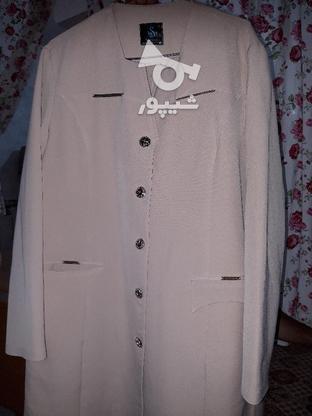سه عدد مانتو سایز بزرگ درحدنو در گروه خرید و فروش لوازم شخصی در مازندران در شیپور-عکس1