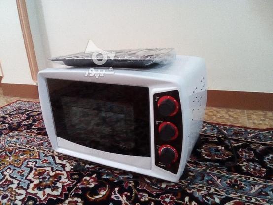 توستر نو استفاده نشده..دارای جوجه گردون در گروه خرید و فروش لوازم خانگی در مازندران در شیپور-عکس2