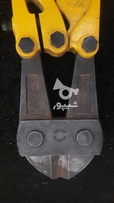 قیچی میلگرد در گروه خرید و فروش صنعتی، اداری و تجاری در تهران در شیپور-عکس5