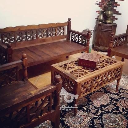 ست مبلمان سنتی در گروه خرید و فروش لوازم خانگی در البرز در شیپور-عکس1