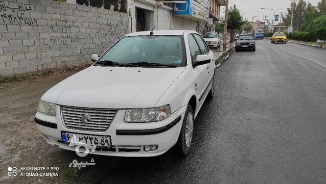 سمند درجه یک بی رنگ در گروه خرید و فروش وسایل نقلیه در گلستان در شیپور-عکس1