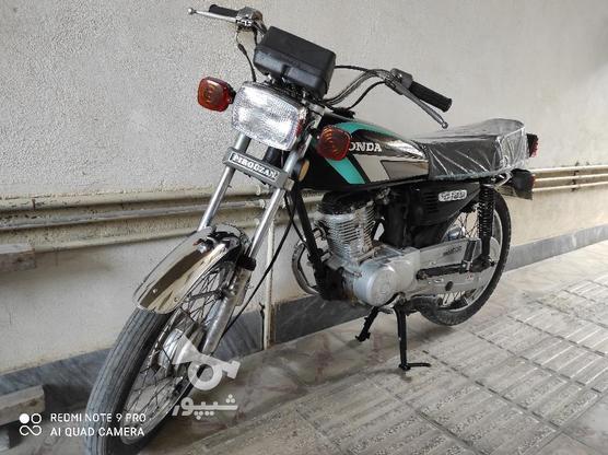 موتور مزایده سالم وتمیز در گروه خرید و فروش وسایل نقلیه در گلستان در شیپور-عکس4