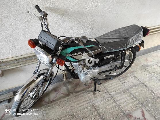 موتور مزایده سالم وتمیز در گروه خرید و فروش وسایل نقلیه در گلستان در شیپور-عکس3