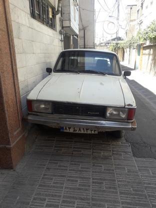 وانت مدل 81 در گروه خرید و فروش وسایل نقلیه در تهران در شیپور-عکس4