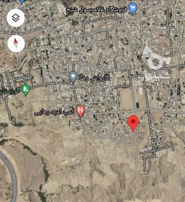 فروش زمین پشت استادیوم تیس در گروه خرید و فروش املاک در سیستان و بلوچستان در شیپور-عکس2