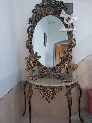 فروش آینه کنسول درحدنو در گروه خرید و فروش لوازم خانگی در اصفهان در شیپور-عکس1