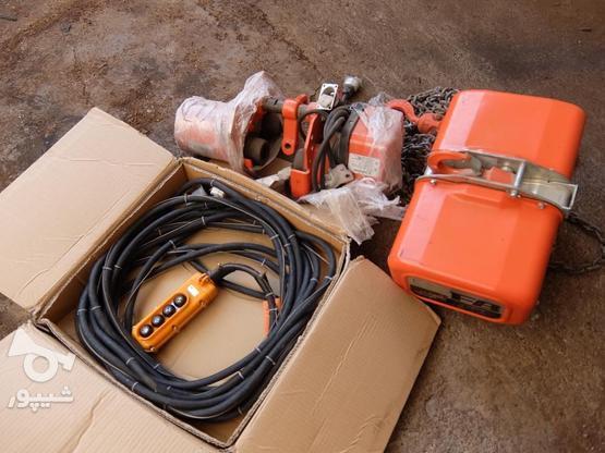جرثقیل برقی(سقفی) در گروه خرید و فروش صنعتی، اداری و تجاری در فارس در شیپور-عکس3