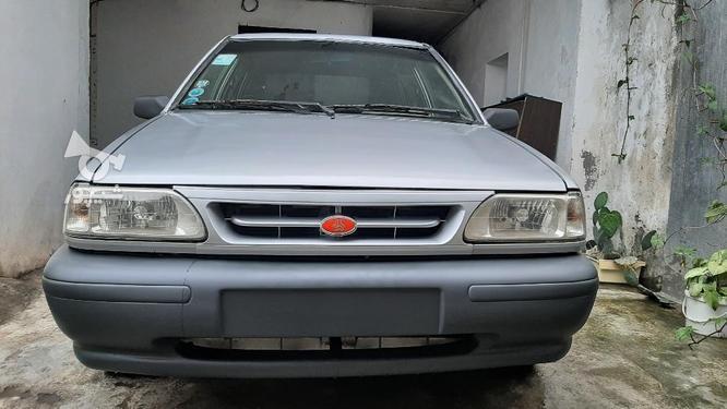 پراید رخ در حد 96 مدل 86 در گروه خرید و فروش وسایل نقلیه در مازندران در شیپور-عکس1