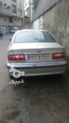 سمند نقره ای فروشی یا معاوضه در گروه خرید و فروش وسایل نقلیه در مازندران در شیپور-عکس2