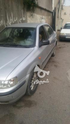 سمند نقره ای فروشی یا معاوضه در گروه خرید و فروش وسایل نقلیه در مازندران در شیپور-عکس4